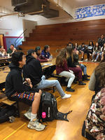 Salish Class Attends Leadership Planning