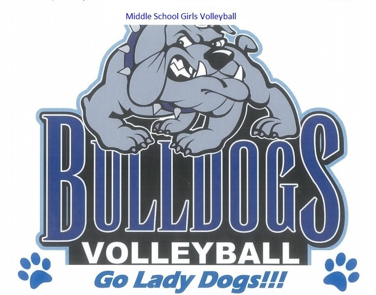 Middle School Girls Volleyball Schedule