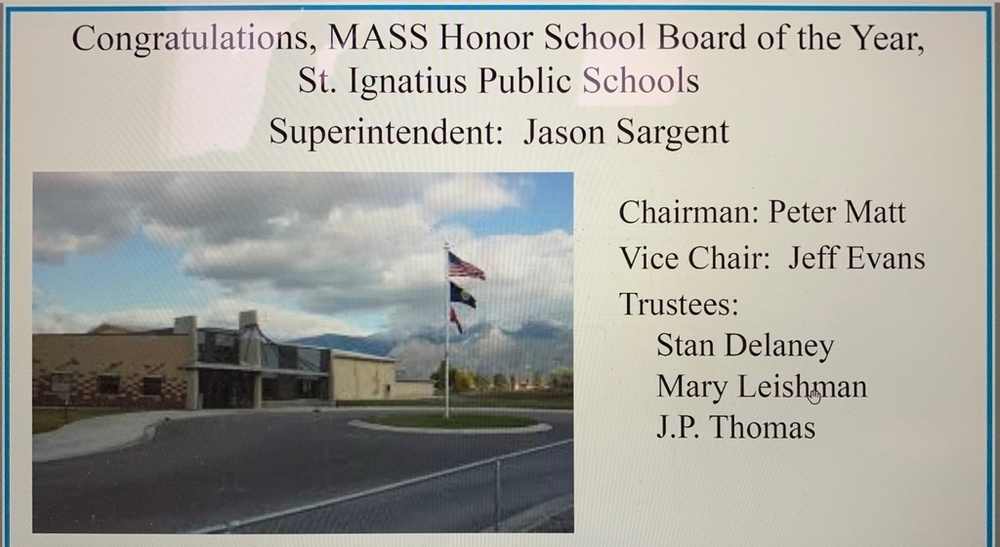 School Board of Year