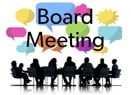 Special Board Meeting 6:00 PM