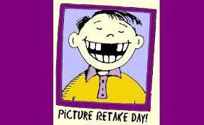 Retake Day Nov 12- Monday