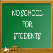 No school Friday Nov 8