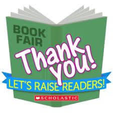 Bookfair Thanks