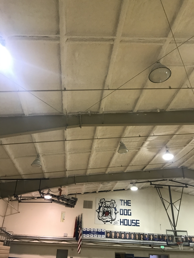 Gym Ceiling Complete